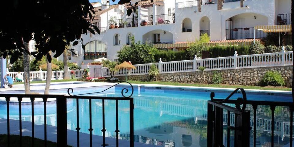 Studio near Fuengirola centre with swimmingpool - Mijas - Appartement