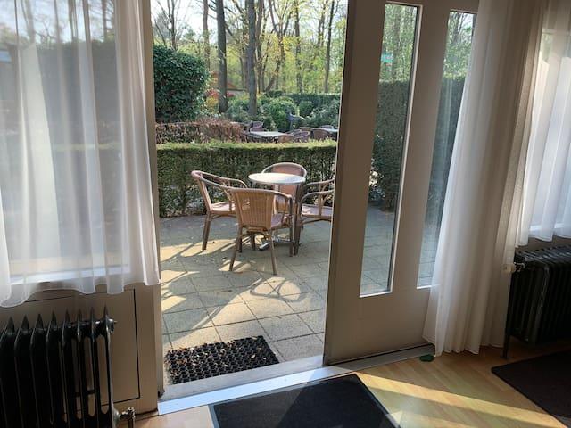 Appartement 2-4 personen op de parel van de Veluwe