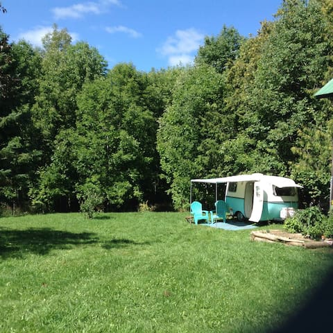 Fun Little Boler Camper Trailer Near Eugenia Falls - Eugenia - Autocaravana