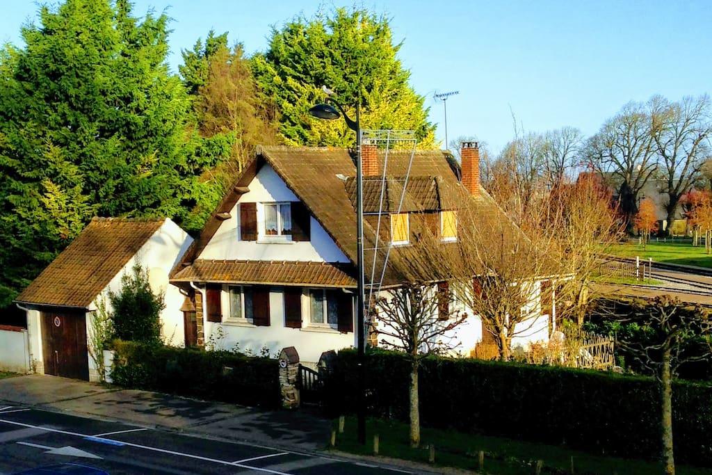 Maison avec jardin maisons louer saint valery sur - Office du tourisme st valery sur somme ...