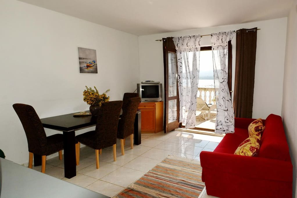 Living room, Surface: 9 m²