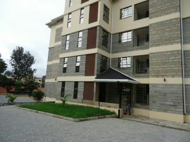 Two bedroom furnished apartments - Nairobi - Appartement