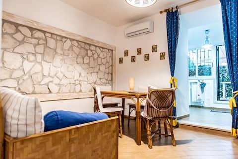 Appartamento al mare Grotte di Nerone di Anzio