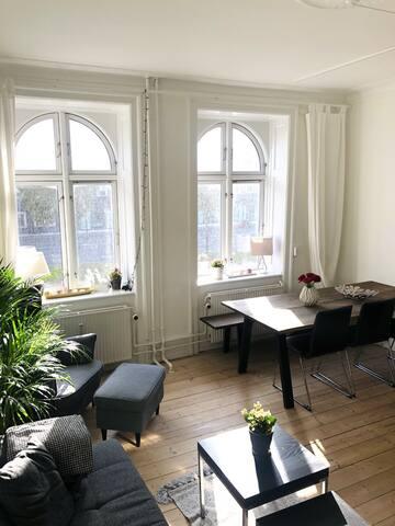 Herskabslejlighed i København K