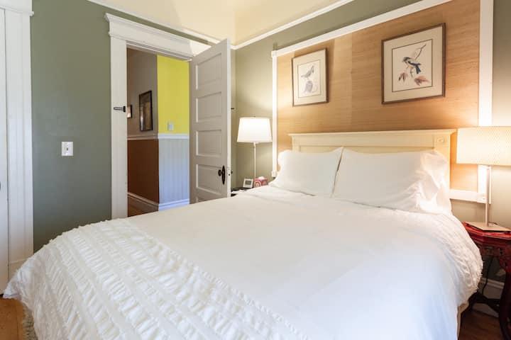 Private Bedroom-Potrero Hill-San Francisco-2guests