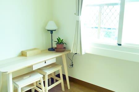 畫室公寓 - 高雄市中心 童趣雙人房 - B - Lingya District - Apartment