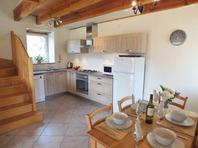 Gîtes de Lenvos,  Pontivy / Lac de Guerledan - Cléguérec - Huis