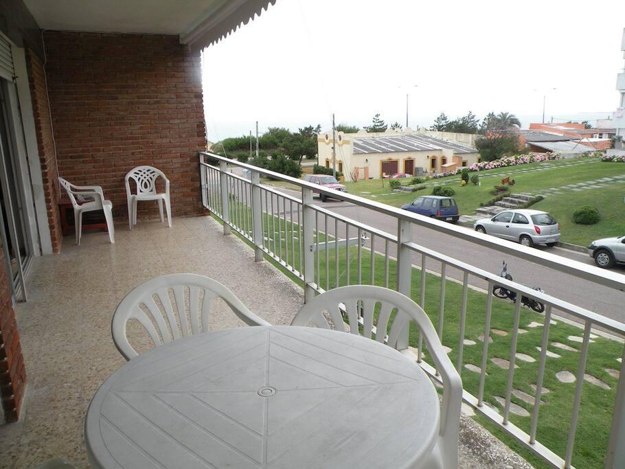 Gran balcón Big balcony
