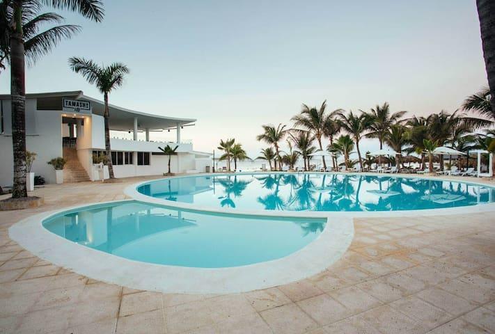 Private Apartament in Caribe Dominicus( en risort)