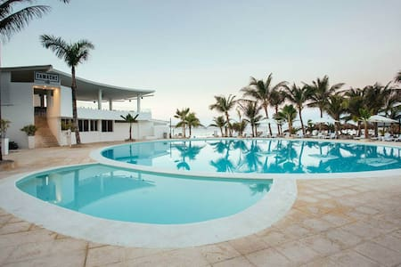 Private Apartament in Caribe Dominicus( en risort)