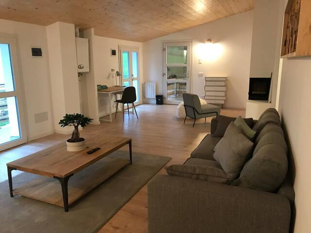 Renovated Flat for 6 people in Roana, near Asiago