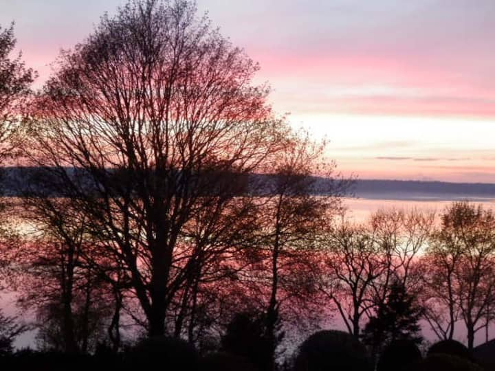 Ferienwohnung am Plöner See 3 Zi-im Untergeschoß