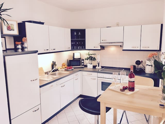 Welcome in Leipzig and my beautiful Apartment! - ไลพ์ซิก - อพาร์ทเมนท์