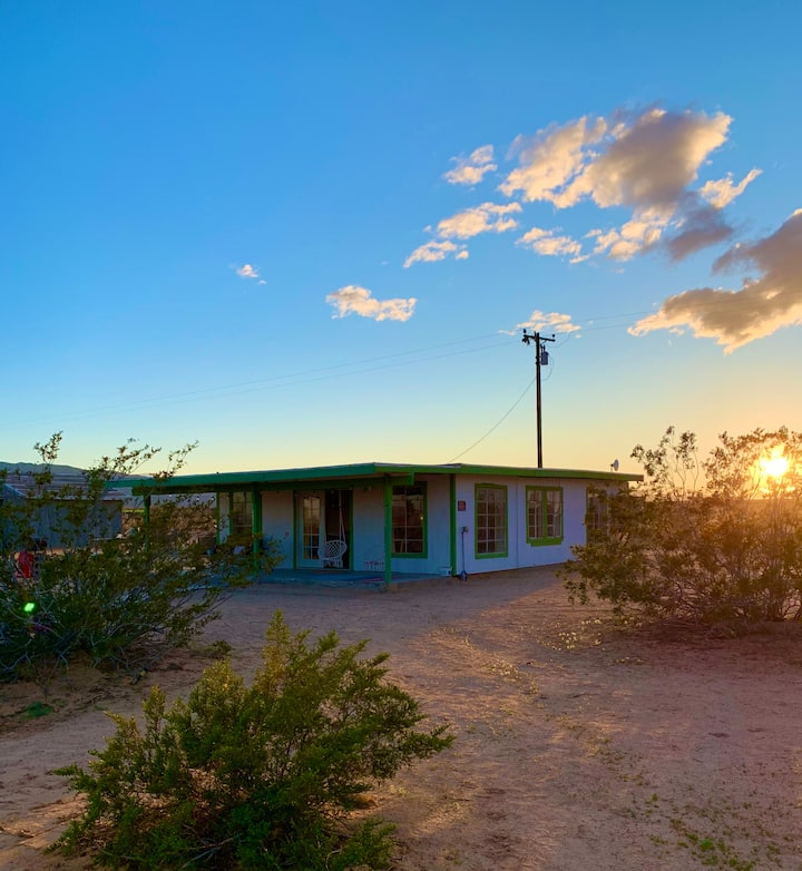 Wildflower Ranch, your private desert oasis