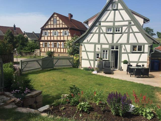 Ferienhaus Haßgautor- Haupthaus