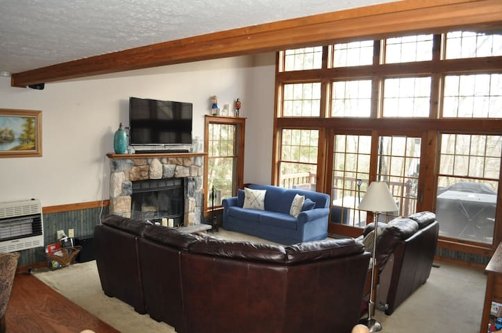 EASTSKY CHALET - Comfort, Privacy, Knockout Views!