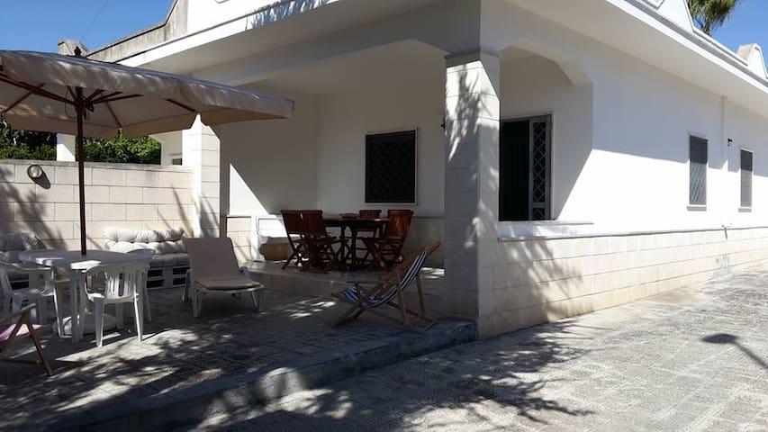 Salento casa vacanze - Spiaggiabella - Lecce - Torre Rinalda - House