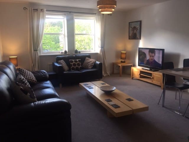 Aberdeen Self Catering a real home from home!