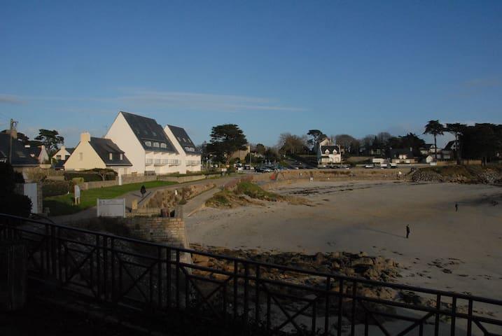 Résidence de la plage à Port Navalo-Arzon