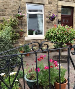 Quirky, dog friendly, stone cottage - Wolsingham - Hus
