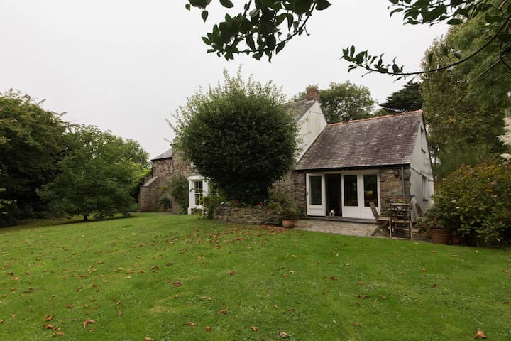 Large Country Home with beautiful private garden