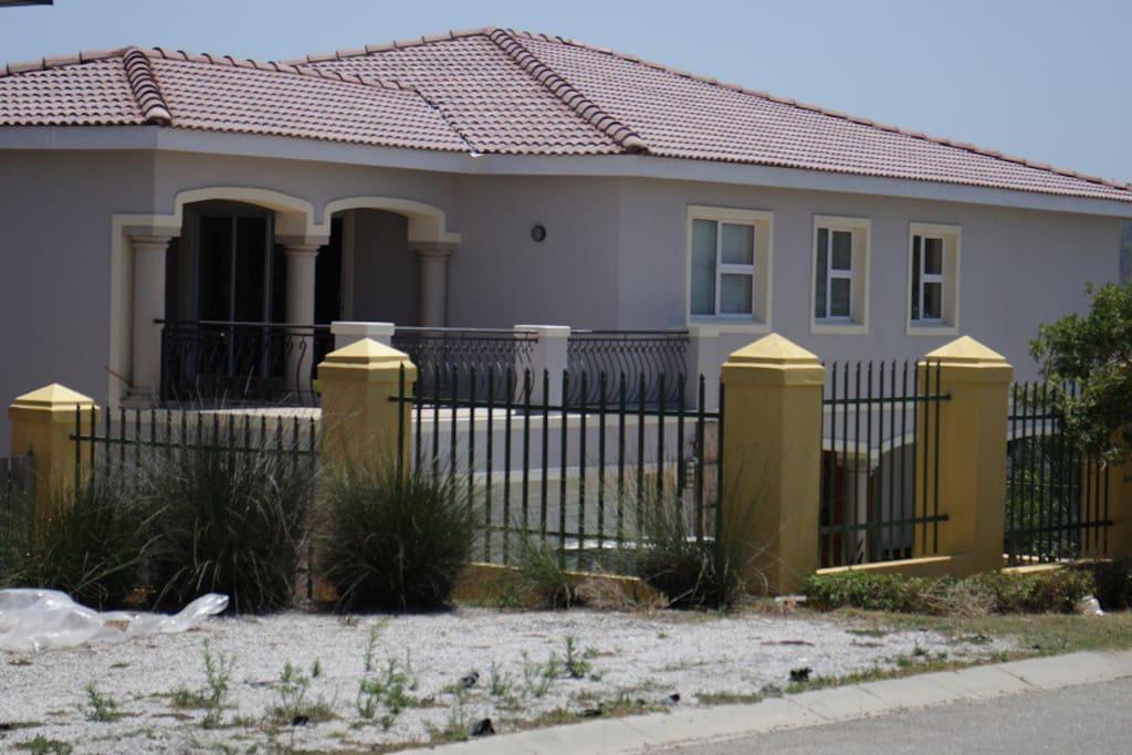 "Main House ""Road -2 -Rio"""