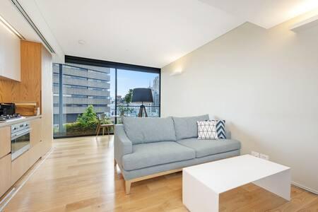 Designer One Bedroom Apartment - Chippendale(齐本德尔)