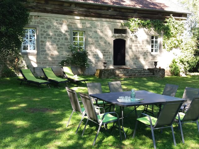 Schlossmühle Bundorf