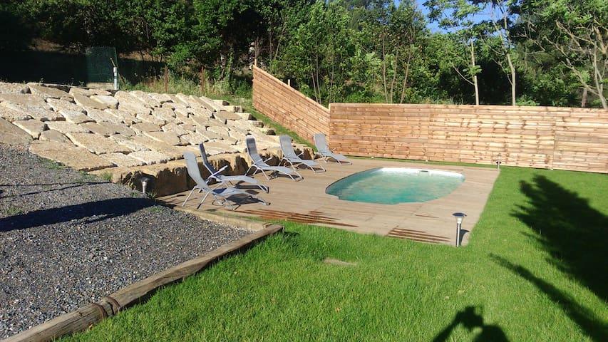 Mejan ostal Maison + piscine proche de la Cité - Carcassonne - House