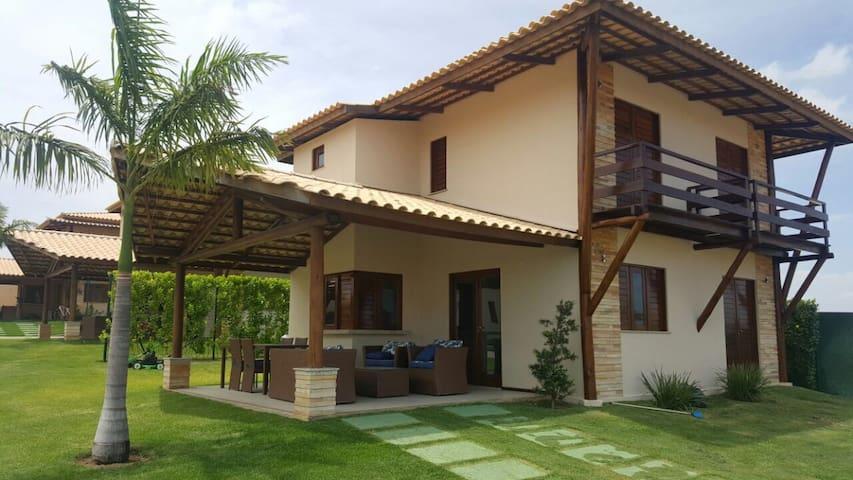 Casas (vilas) de luxo Dunas Village Cumbuco