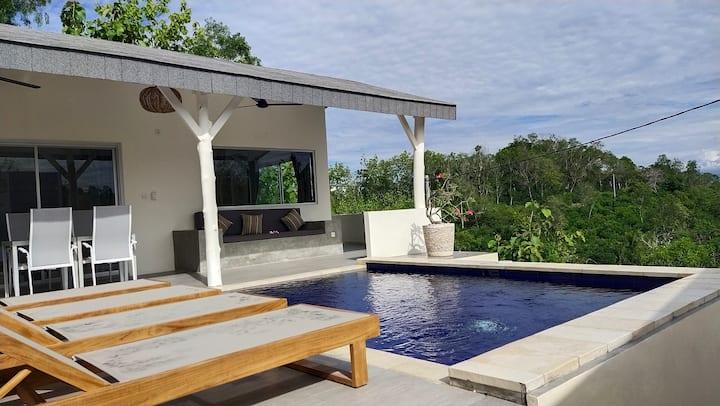 Villa Panoramic 2BR NusaPenida Amazing Agung View