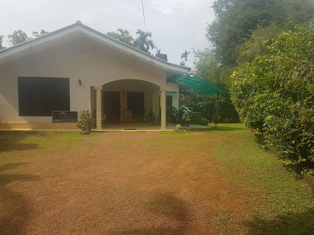 Fully Air conditioned Family Room