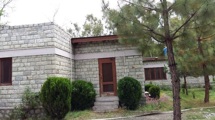 Riverside Cottage in Gilgit