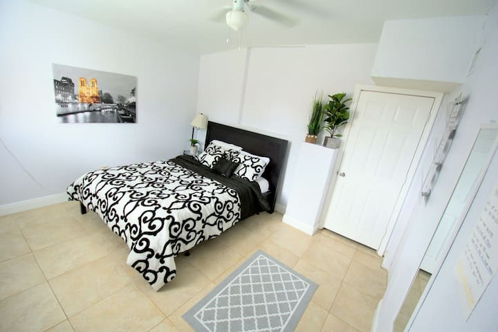 Peaceful Private Room (no extra fees)