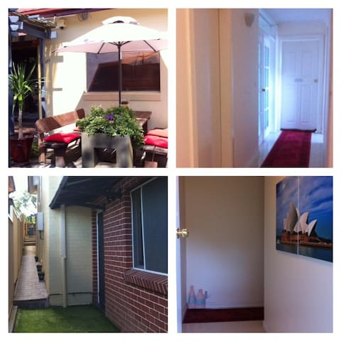 Safty,Clean,Japanese Style Room - Chatswood