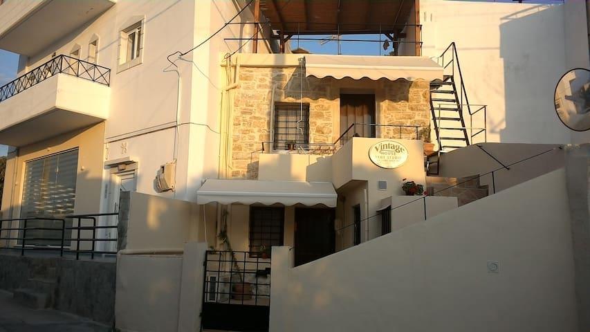 VINTAGE HOUSE STUDIOS PITSIDIA 1 - Pitsidia - Haus