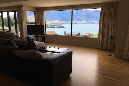 Lovely house with spectacular view - room 1 - Queenstown - Ház