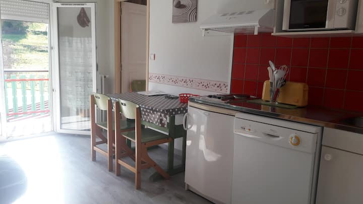 Appartement 2 pers , balcon
