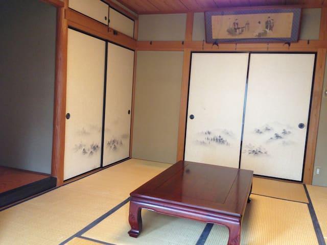 A detached house in Tokugawa-cho Nagoya