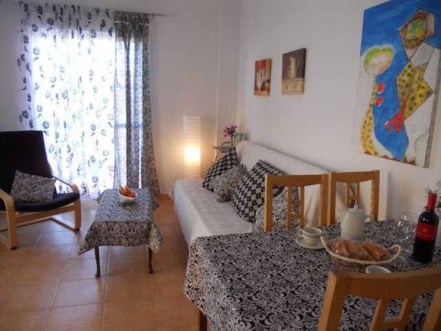 casa lucy apartments Turre