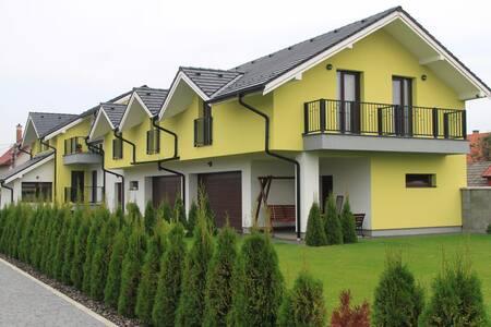 Charming Nela Apartments - Dúbrava - 獨棟