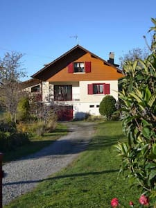 Charmant T1 vue lac! - Maxilly-sur-Léman - Bed & Breakfast