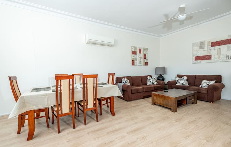 Spacious Blacktown Apartment