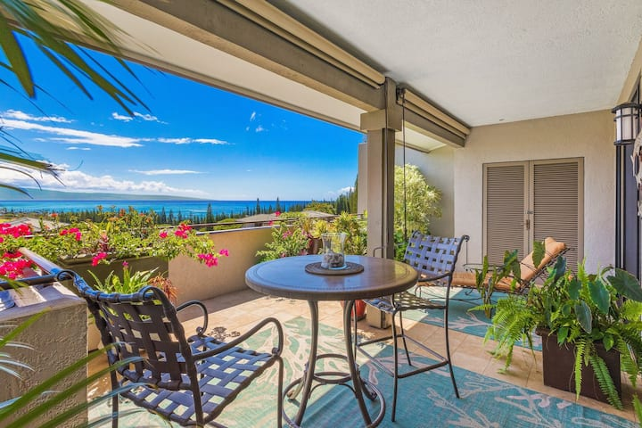 March Madness ~DISCOUNTED ~Relaxed Cancel/ 24 hr min gaps~ Panoramic Ocean View