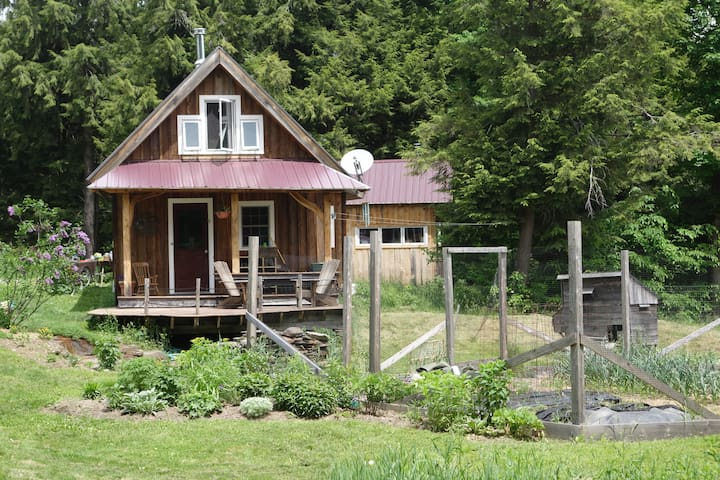 Private cabin close to town - Montpelier - Cabin