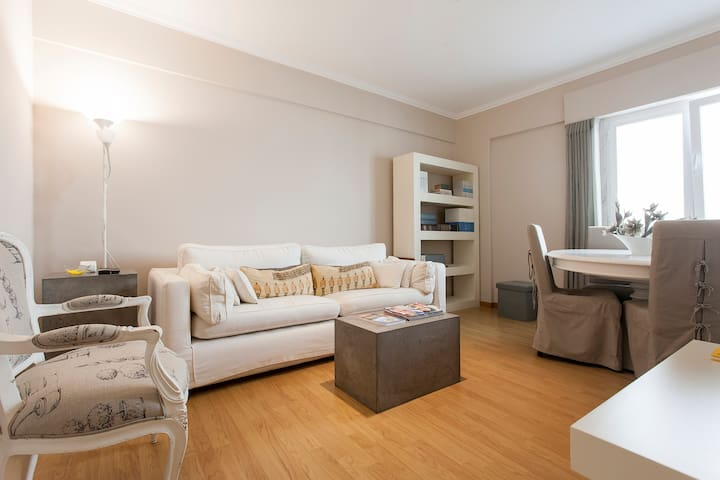 Well Situated and Cosy Apartment in Monte Estoril - Estoril - Lägenhet
