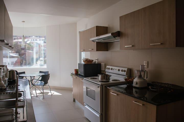 Cozy and big appartament