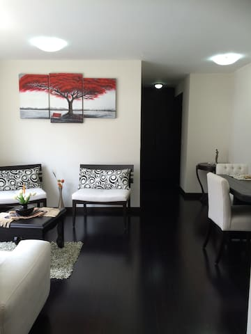 A Suite As Home,Olympic Stadium,Ask real address - Quito - Byt