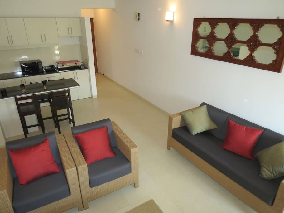 Apartment 04  Spacious luxurious 2 bedroom serviced apartment    WiFi photo 18497102
