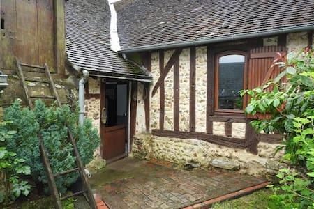 Maison ancienne  idéal résidence secondaire - Authon-du-Perche - Haus